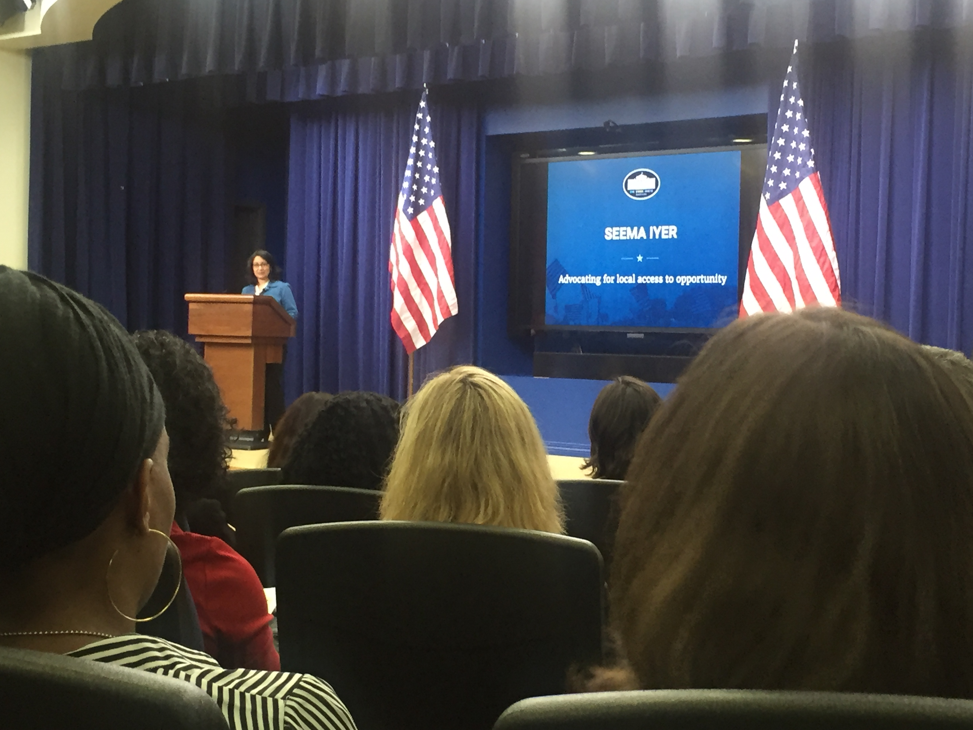 Recap: Expanding Opportunity with Open Data – A White House Demo